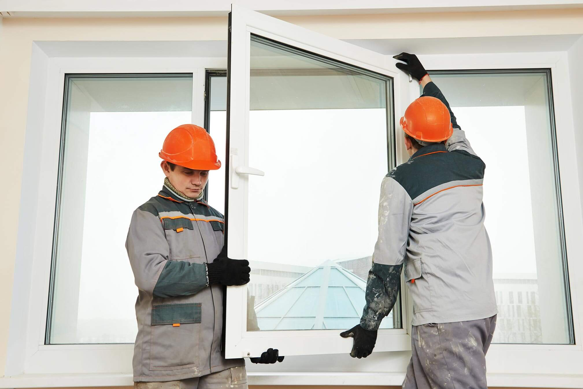 Commercial Glass Company in San Antonio