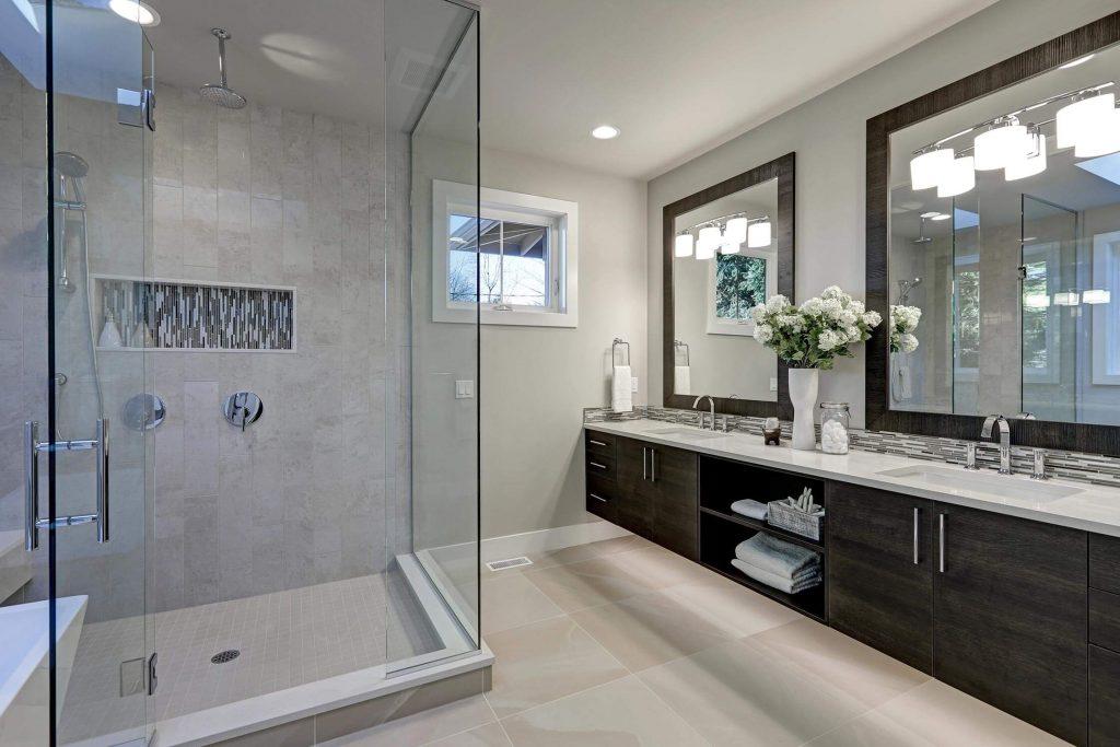 Bathroom Shower Glass in San Antonio