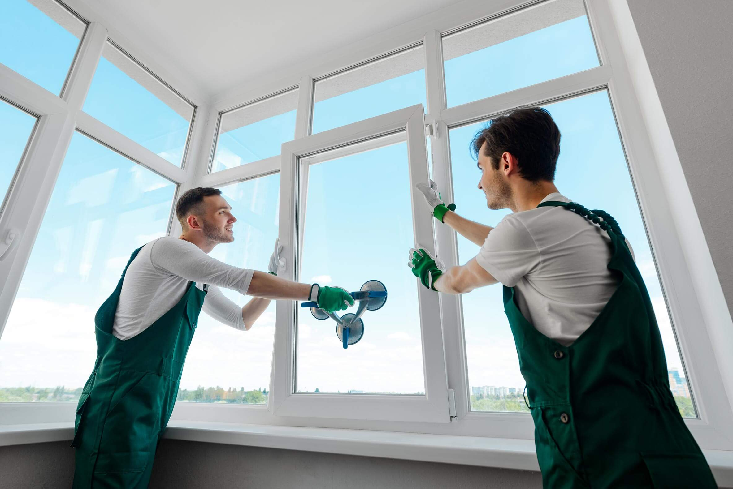 Home Glass Installers in San Antonio